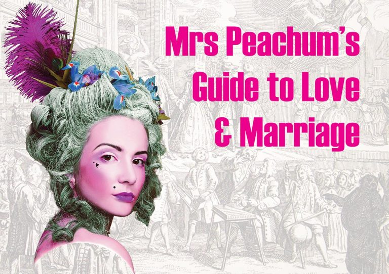 Mrs Peacham's Guide to Love & Marriage